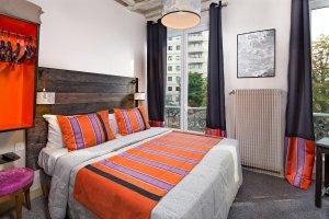Les Chambres Supérieures de l'hôtel Claret Bercy
