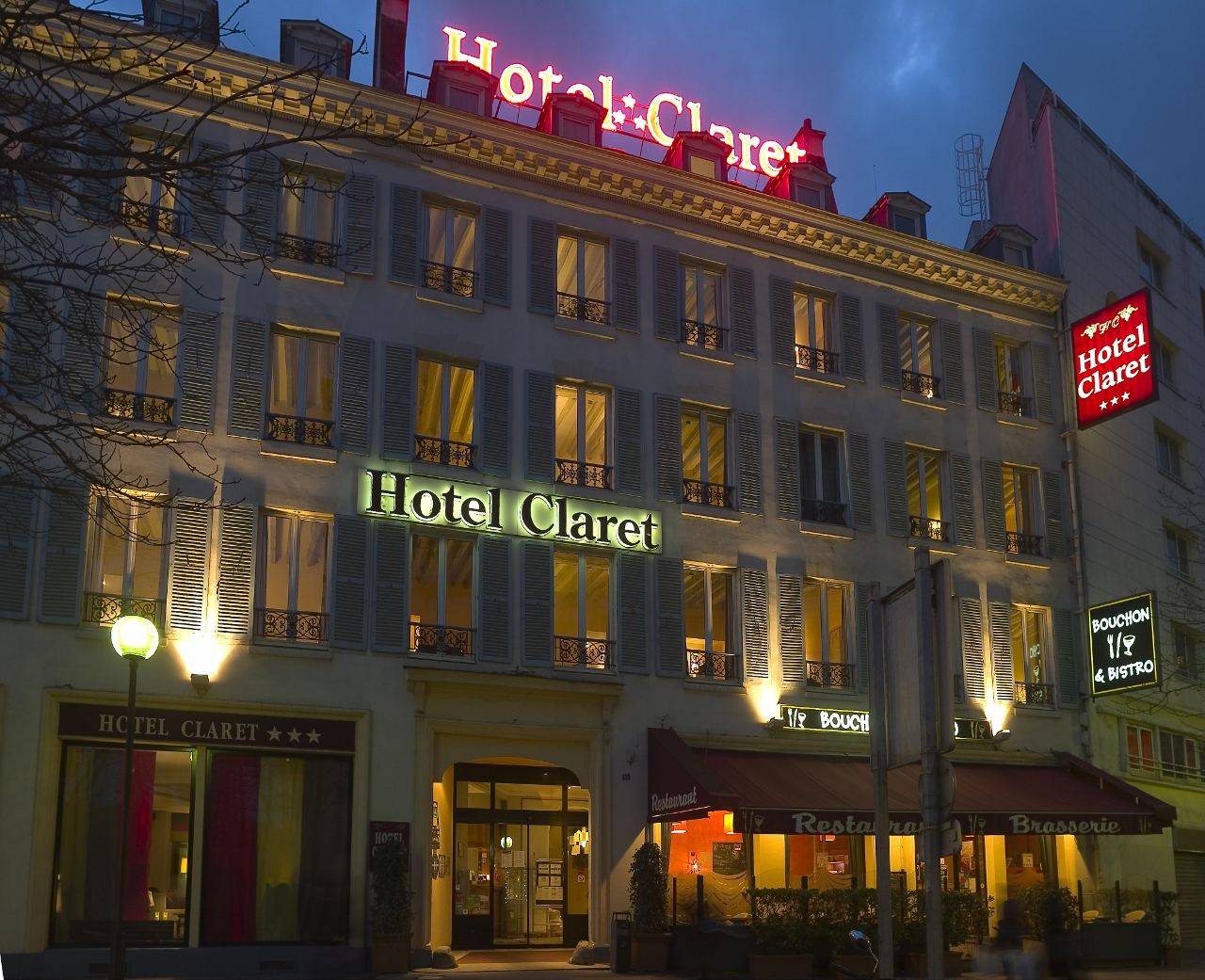 H tel claret paris bercy 12 me for Hotel paris 12eme